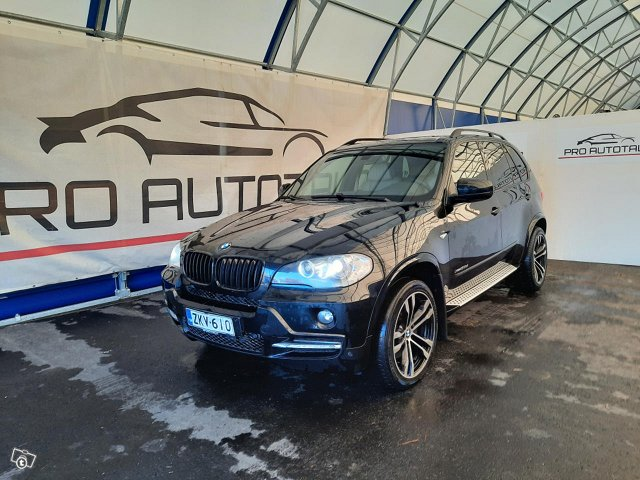 BMW X5 3.0sd 1