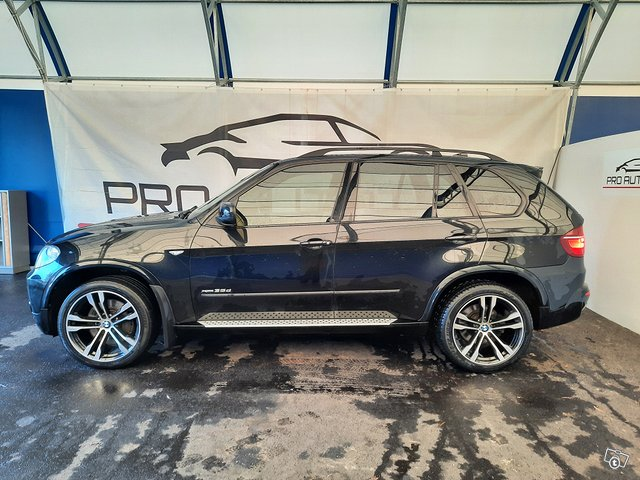 BMW X5 3.0sd 2