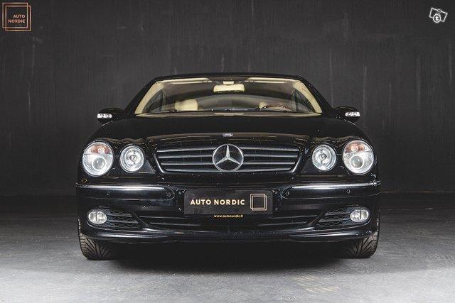 Mercedes-Benz CL 4