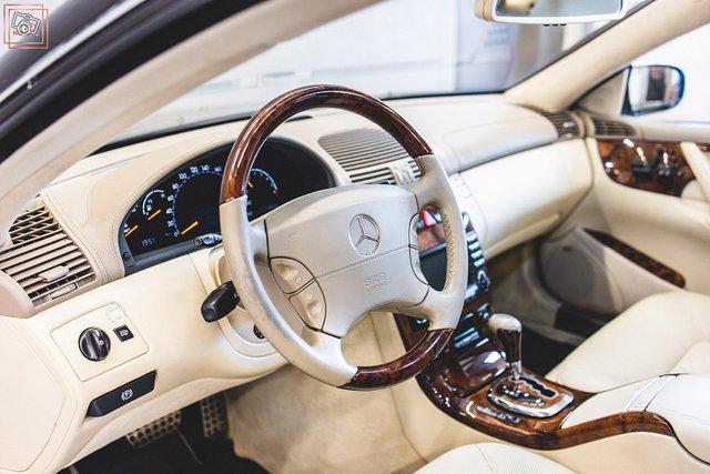 Mercedes-Benz CL 21