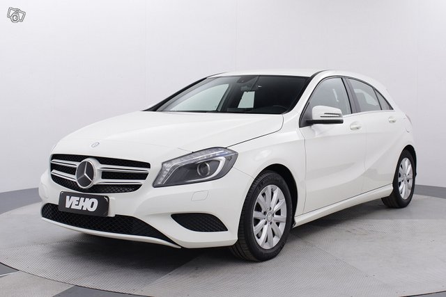 Mercedes-Benz A, kuva 1