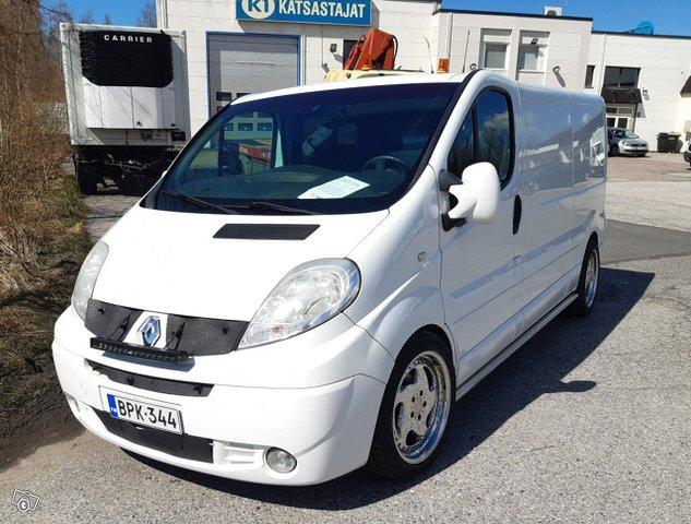 Renault Trafic Fourgon