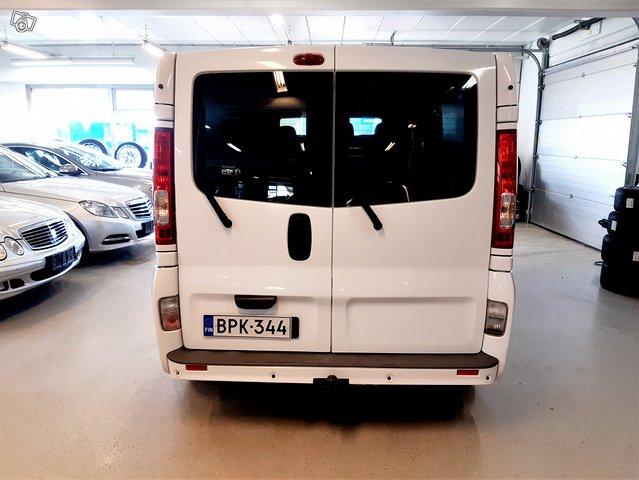 Renault Trafic Fourgon 7