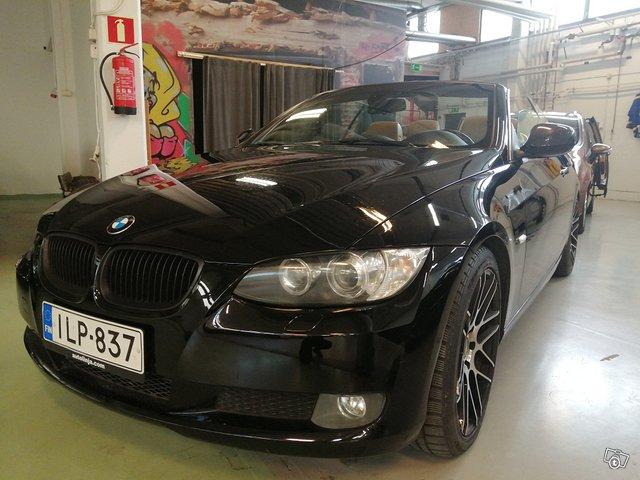 BMW 320d Cabrio 1