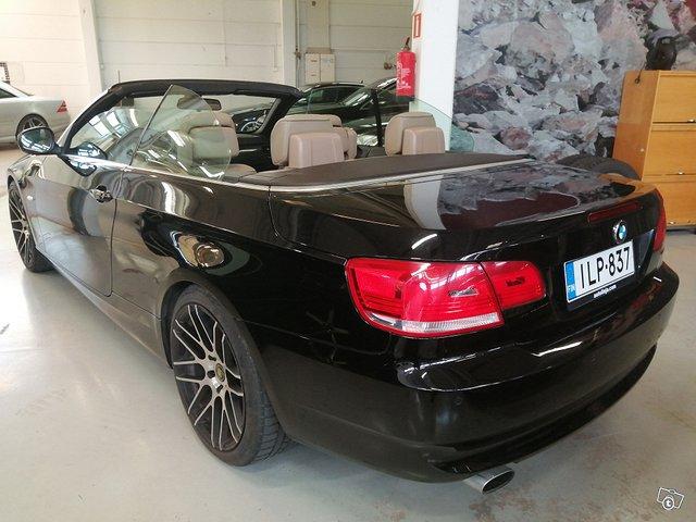 BMW 320d Cabrio 3