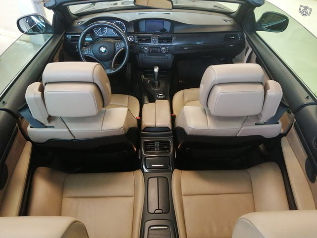 BMW 320d Cabrio 7