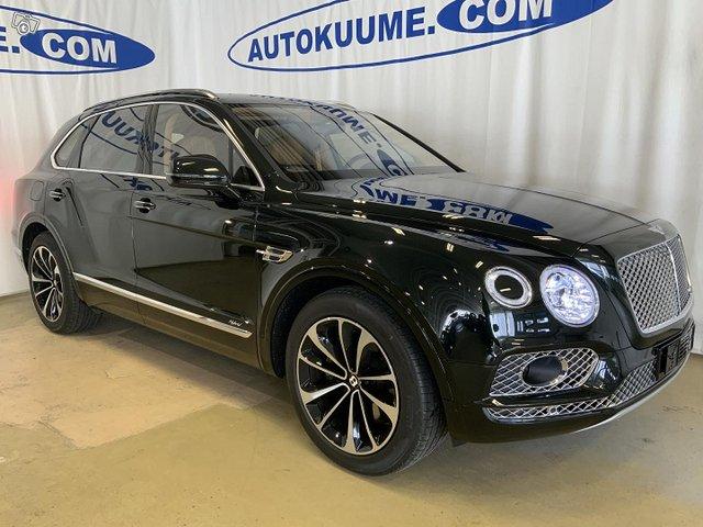 Bentley Bentayga, kuva 1