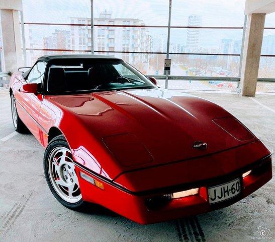 Chevrolet Corvette 2