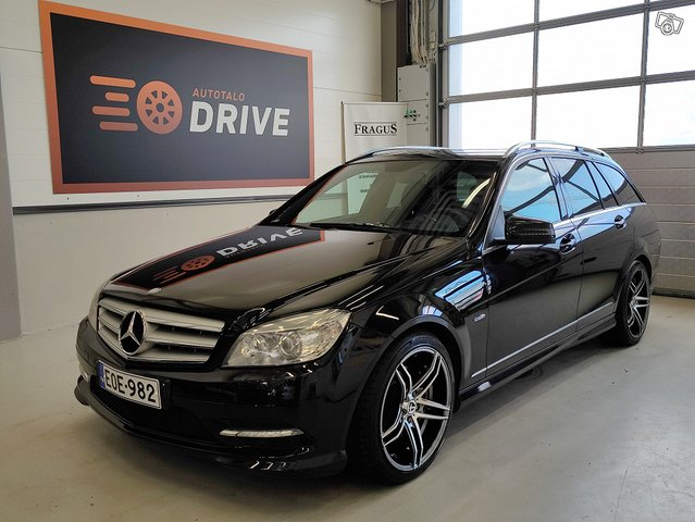 Mercedes-Benz C 350 CDI 4MATIC