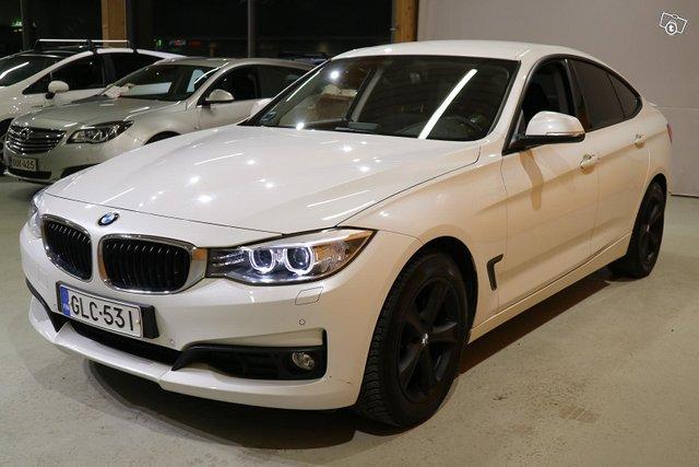 BMW 328 Gran Turismo 8