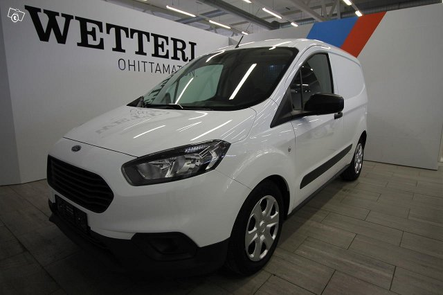 Ford TRANSIT COURIER, kuva 1