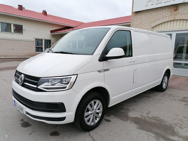 Volkswagen, VW Transporter
