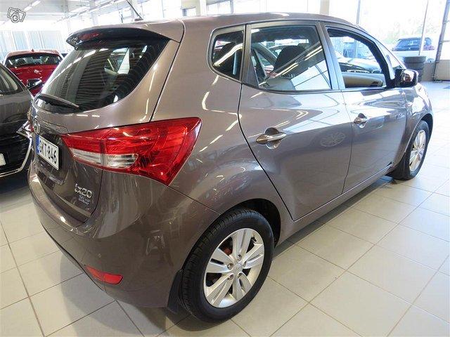 Hyundai Ix20 3