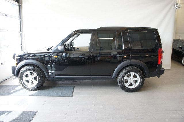 Land Rover Discovery 20