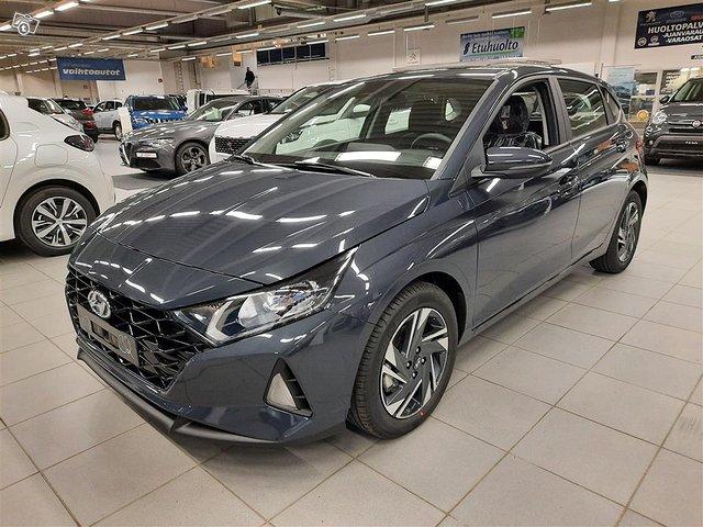 Hyundai I20 Hatchback 2