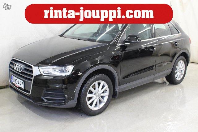 Audi Q3, kuva 1