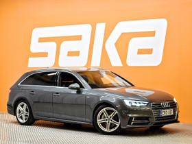 Audi A4, Autot, Jyväskylä, Tori.fi