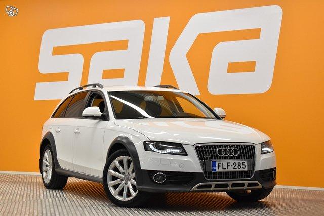 Audi A4 Allroad, kuva 1