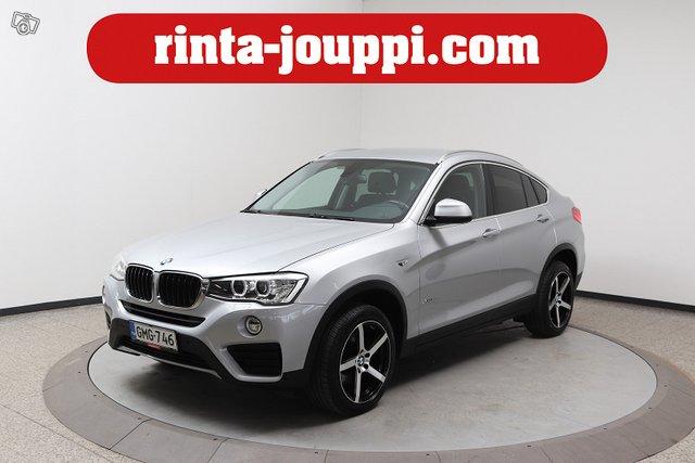 BMW X4, kuva 1