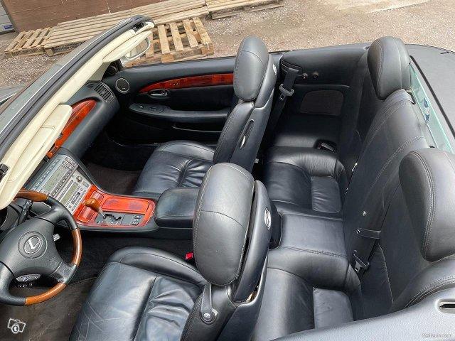 Lexus SC 11