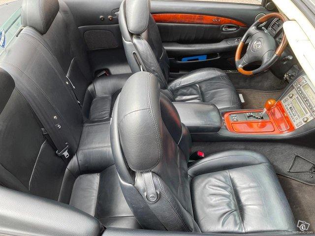 Lexus SC 12
