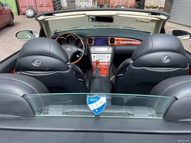 Lexus SC 13