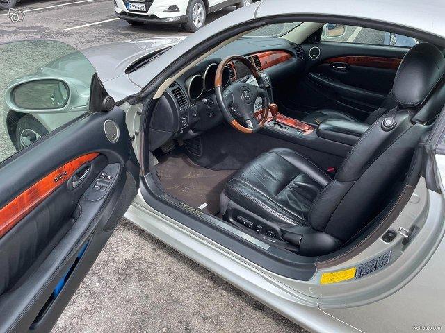 Lexus SC 14
