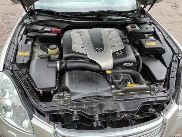 Lexus SC 15
