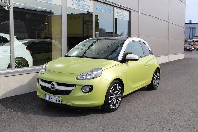 Opel ADAM, kuva 1