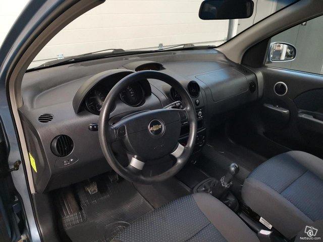 Chevrolet Kalos 12
