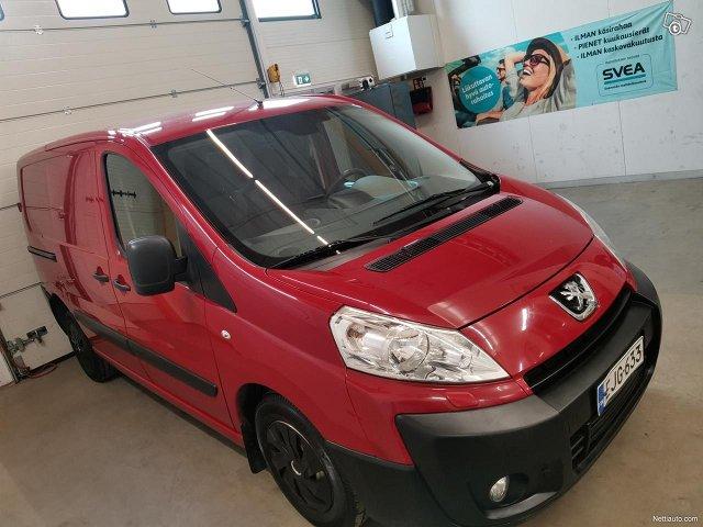Peugeot Expert 3
