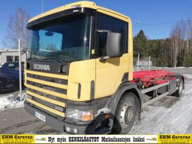 Scania P94DB, Kuljetuskalusto, Työkoneet ja kalusto, Hämeenlinna, Tori.fi