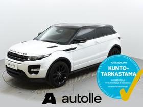 Land Rover Range Rover Evoque, Autot, Oulu, Tori.fi