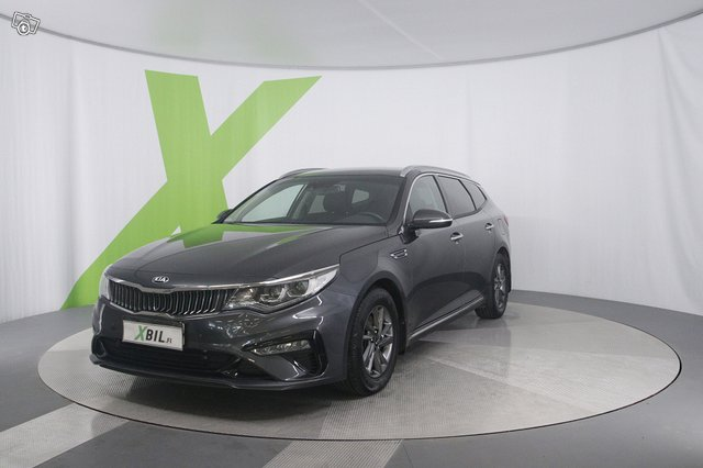 Kia Optima, kuva 1