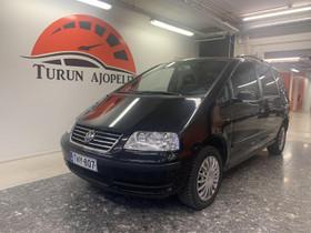 Volkswagen Sharan, Autot, Raisio, Tori.fi