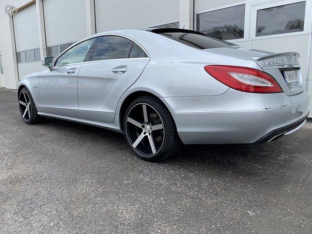 Mercedes-Benz CLS 350 4