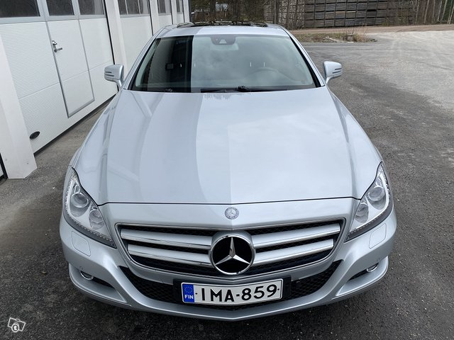 Mercedes-Benz CLS 350 7