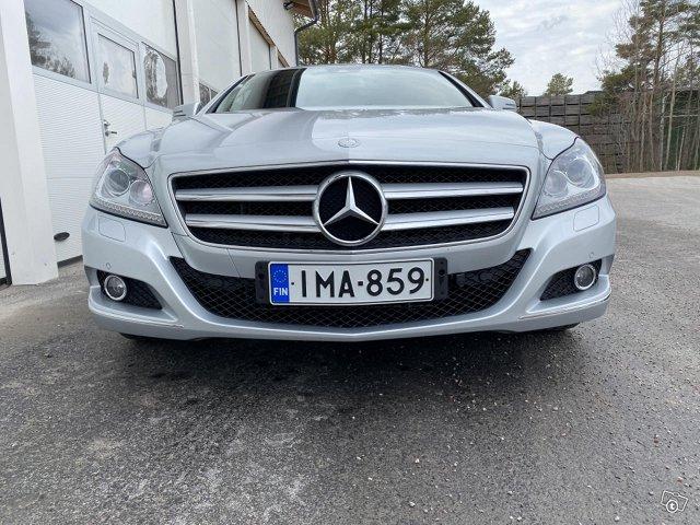 Mercedes-Benz CLS 350 8