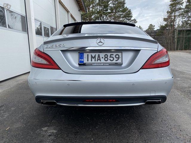 Mercedes-Benz CLS 350 9