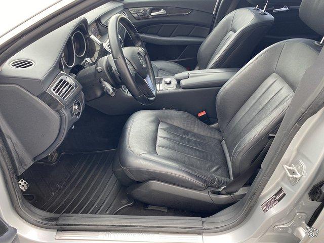 Mercedes-Benz CLS 350 10