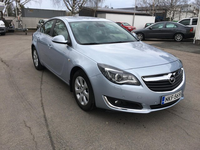 Opel INSIGNIA 1,6 CDTI EDITION