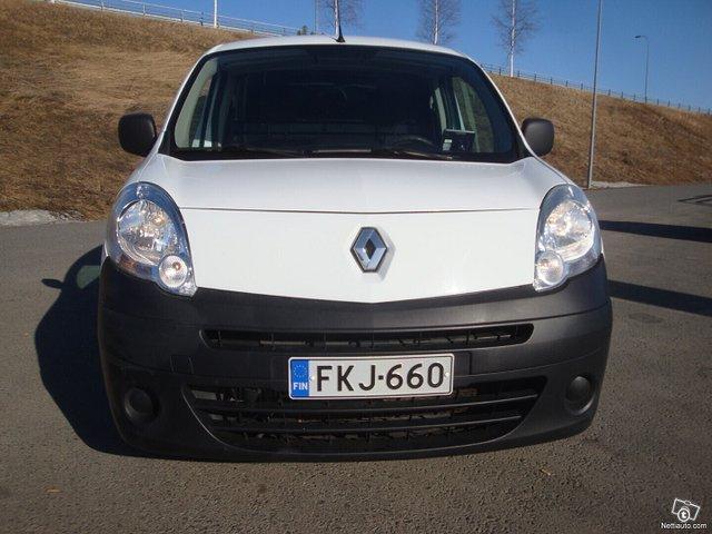 Renault Kangoo Express 13