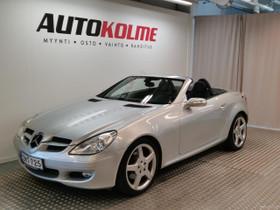 Mercedes-Benz SLK, Autot, Espoo, Tori.fi