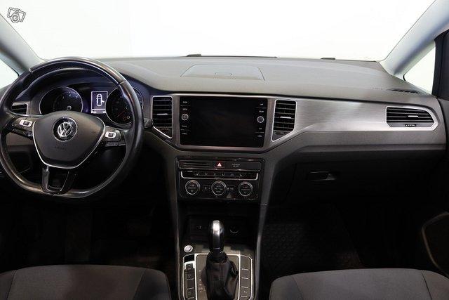 Volkswagen Golf Sportsvan 15