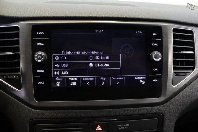 Volkswagen Golf Sportsvan 17