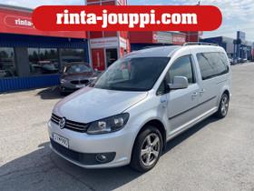 Volkswagen Caddy Maxi, Autot, Espoo, Tori.fi