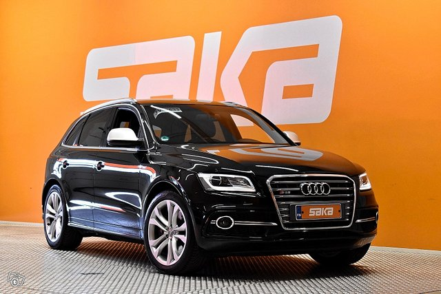 Audi SQ5, kuva 1