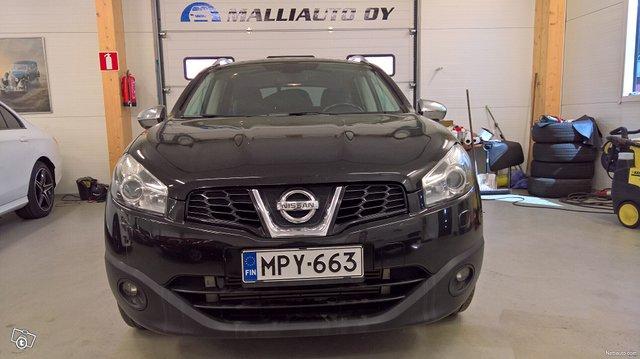 Nissan Qashqai+2 2