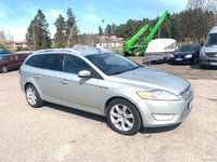 Ford Mondeo -08