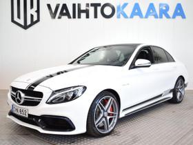 Mercedes-Benz C 63 AMG, Autot, Raisio, Tori.fi